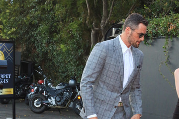 Kevin Love Kevin Love Outside Hyde Nightclub In West Hollywood