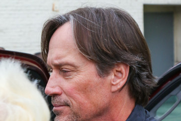 Kevin Sorbo Celebrity Sightings Outside the Hollywood Museum Oscar Viewing Party