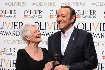 Kevin Spacey Olivier Theatre Awards 2015 Arrivals