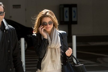 Kevin Undergaro Maria Menounos Arrives in LA With Her Boyfriend