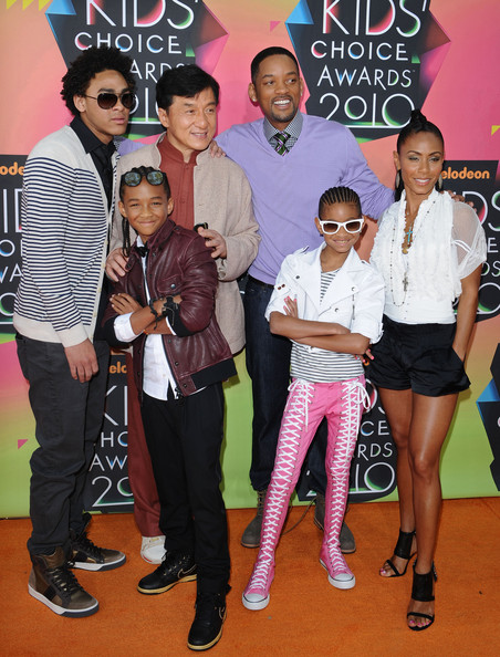 will smith kids photos. Will Smith Nickelodeon#39;s 23rd