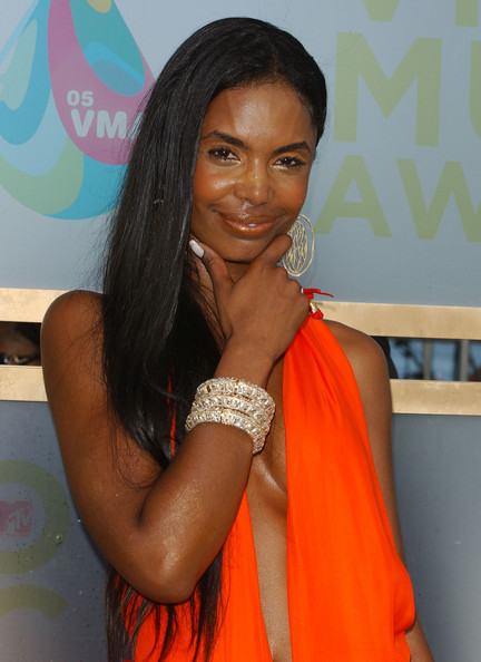 Kim Porter Photos Photos 2005 Mtv Video Music Awards