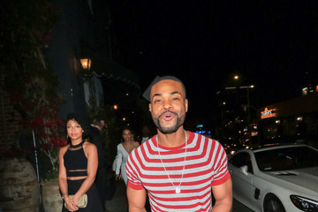 King Bach King Bach Outside Avenue Nightclub