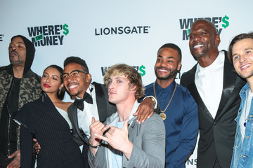 King Bach Guests Attend the Premiere of Lionsgate's 'Where's the Money'