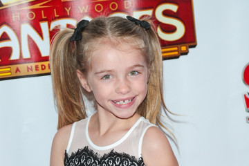 Kingston Foster Los Angeles Premiere Of 'School Of Rock' The Musical