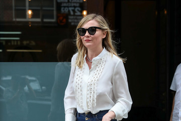 Kirsten Dunst Kirsten Dunst Is Out and About