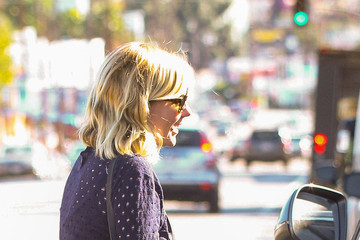 Kirsten Dunst Kirsten Dunst Leaves Lunch with a Friend