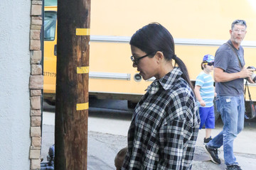 Kourtney Kardashian Kourtney Kardashian out and about..