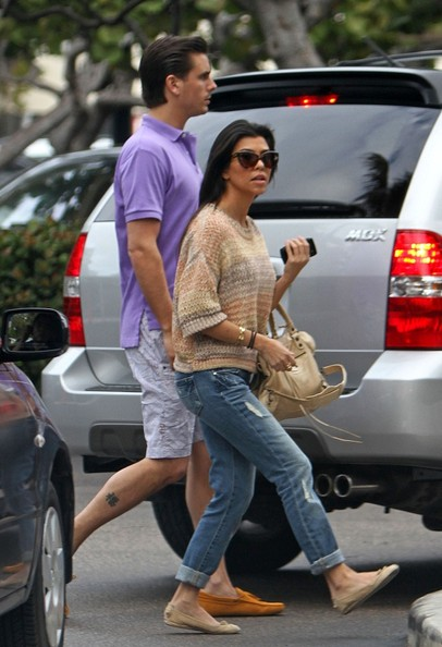 Remarkable Latest Pictures Of Kourtney Kardashian And Scott Disick In Miami Hairstyles For Men Maxibearus
