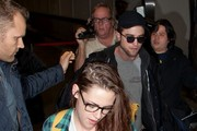 Kristen Stewart and Robert Pattinson Photos Photo