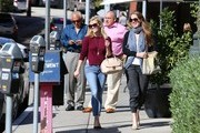 Reese Witherspoon Takes a Stroll