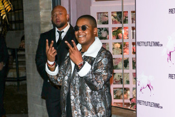 Kyle Massey Kyle Massey Is Seen At The PrettyLittleThing Launch In West Hollywood