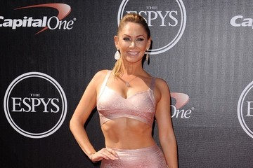 Kym Johnson Arrivals at the ESPYS