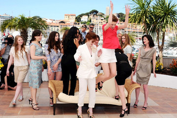 "Alice Barnole ""L'apollonide"" Photocall"