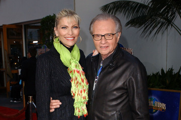 Larry King LA Premiere of 'Bruce Almighty'