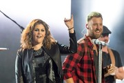 Lady Antebellum Performs on 'Jimmy Kimmel Live!'