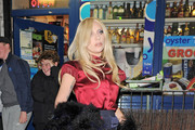 Lady Gaga Makes a Stop in London