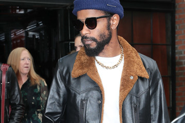 Lakeith Stanfield Lakeith Stanfield Steps Out in New York City