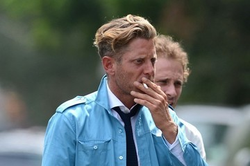 Lapo Elkann Lapo Elkann Out and About in NYC