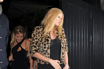 Lara Stone Another starstudded night at Chiltern Firehouse
