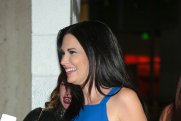 Laura Mennell Celebs Are Seen at ArcLight Theatre