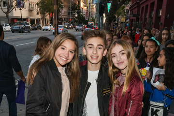 Lauren Orlando Johnny Orlando Outside His Concert at Avalon Nightclub