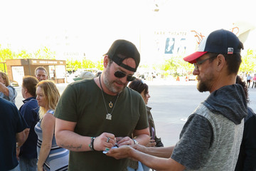 Lee Brice 52nd Academy of Country Music Awards Cumulus/Westwood One Radio Remotes