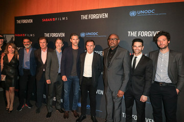 Lee Broda Premiere Of Saban Films' 'The Forgiven'