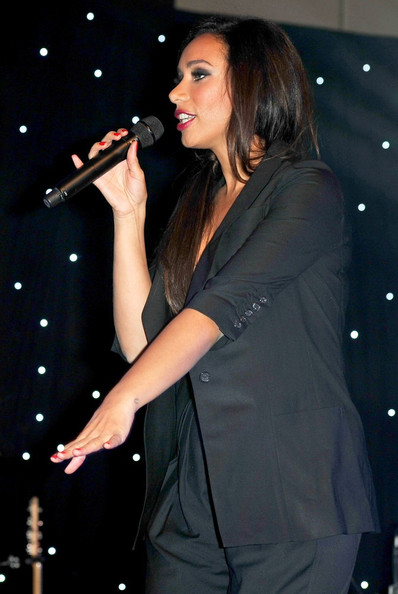 Leona Lewis The 2011 Global Angel Awards held at Park Plaza Westminster .