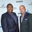 Leslie David Baker Celebrities Attend Marisol Nichols Presents the Human Rights Hero Awards