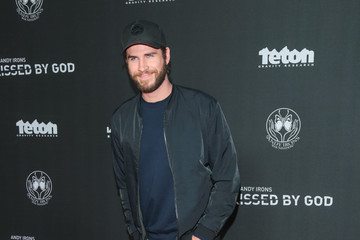 Liam Hemsworth Teton Gravity Research's 'Andy Iron's Kissed By God' World Premiere