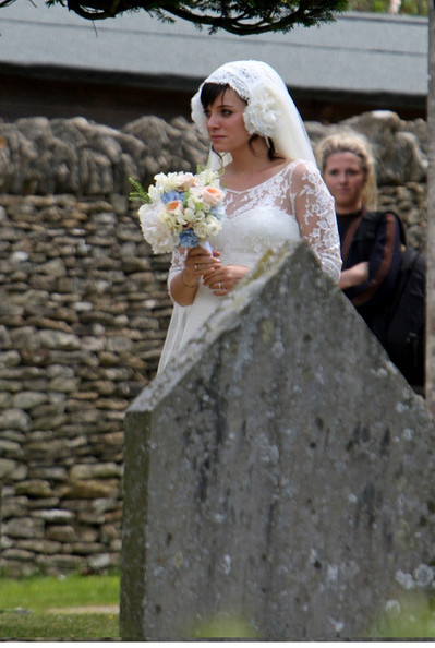 Lily Allen Gets Married