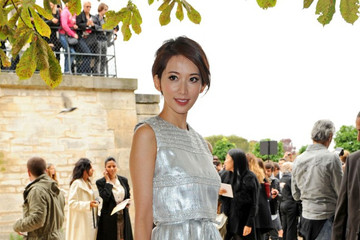 Lin Chi-ling Dior Summer 2011 Ready-to-Wear Fashion Show
