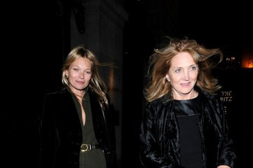 Linda Rosina Kate Moss Spends UK Mother's Day With Her Family