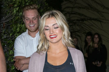 Lindsay Arnold Celebrities Are Seen at The Grove