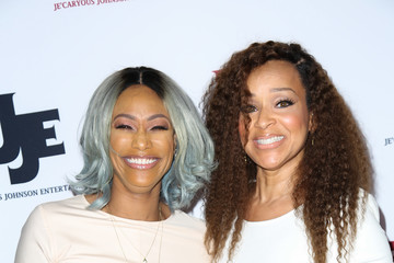Lisa Raye McCoy Celebrities Attend 'Married But Single' Premiere at Orpheum Theatre