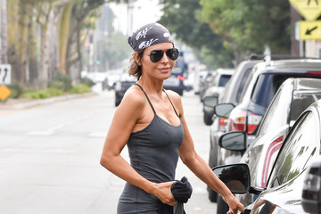 Lisa Rinna Lisa Rinna out and about..
