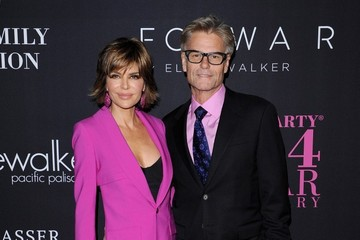 Lisa Rinna The Pink Party 2014