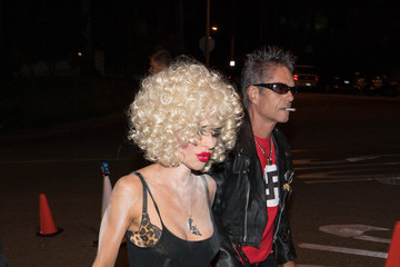 Lisa Rinna Celebs Party With Casamigos Tequila for Halloween