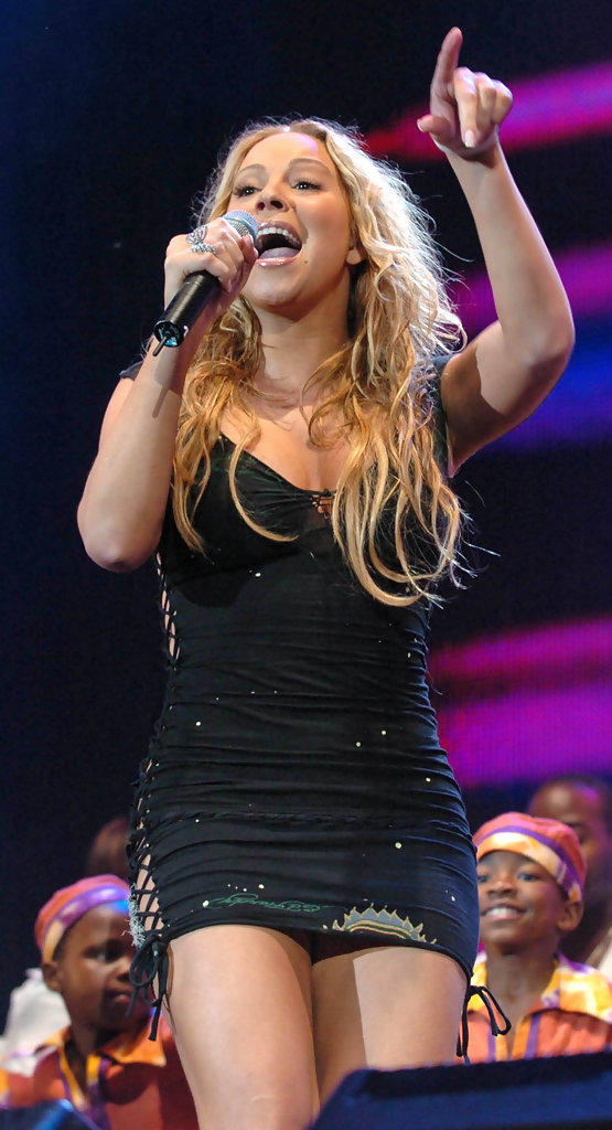 Mariah Carey Photos Ph... Mariah Carey Album 2005