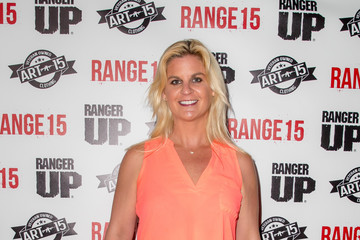 Liz Crokin Celebrities Attend the 'Range 15' Movie Premiere