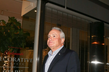 Lorne Michaels Lorne Michaels Outside Craig's Restaurant in West Hollywood