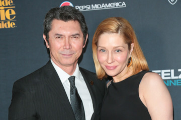Lou Diamond Phillips Yvonne Boismier Phillips Stars Attend the 26th Annual Movieguide Awards - Faith and Family Gala
