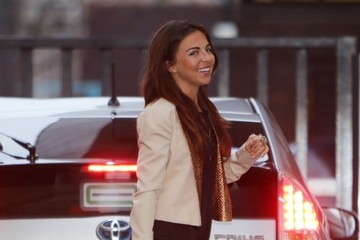 Louisa Lytton Louisa Lytton Spotted at the London Studios