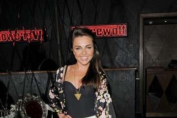 Louisa Lytton Style for Stroke T-Shirt Launch Party