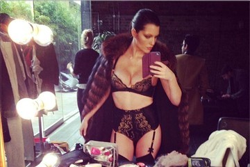 Louise Cliffe Celebrity Social Media Pics