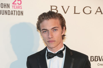 Lucky Blue Smith 26th Annual Elton John AIDS Foundation's Academy Awards Viewing Party