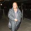 Lucy Davis Lucy Davis Is Seen At LAX
