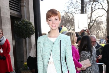 Lucy Dixon 2013 TRIC Awards