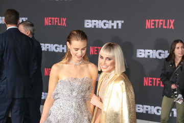 Lucy Fry Premiere of Netflix's 'Bright'